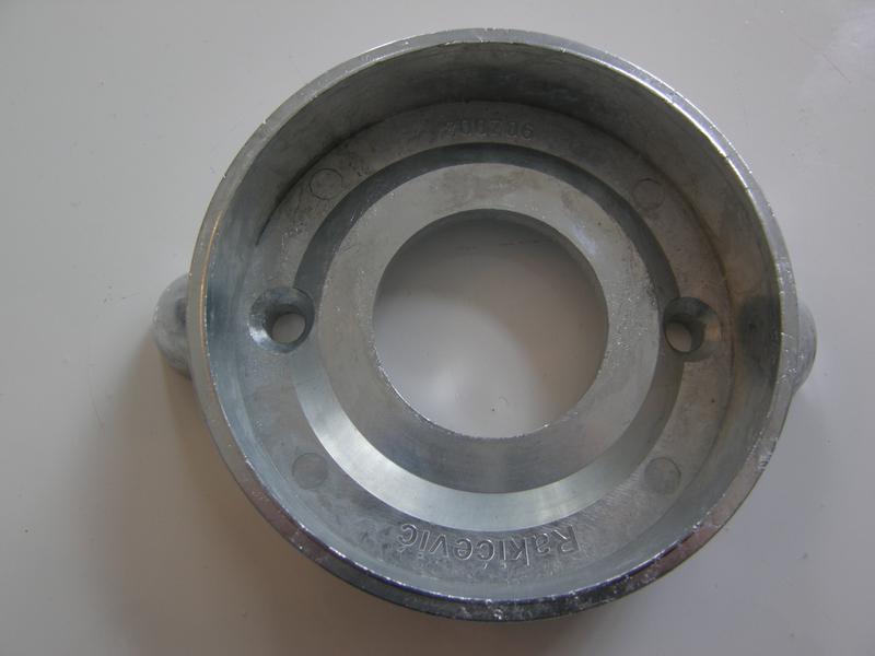 Cink anoda VP120-S  800706