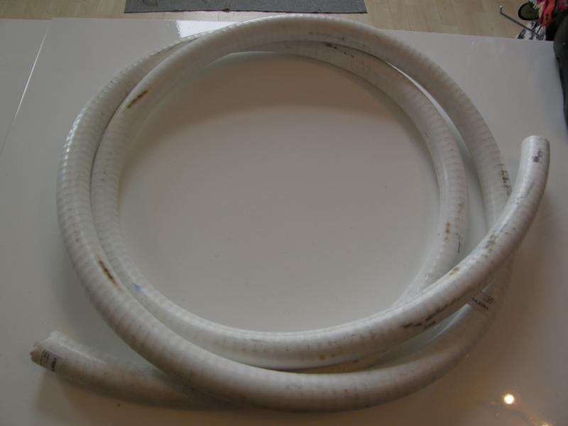 Crijevo za vodu PVC 22 mm