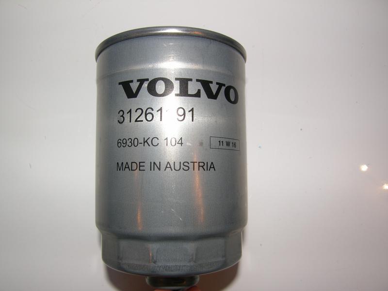 Filter goriva volvo-31261191