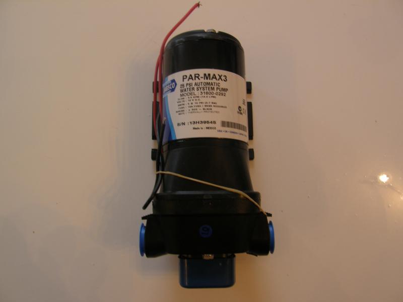 Pumpa za vodu PAR MAX 3