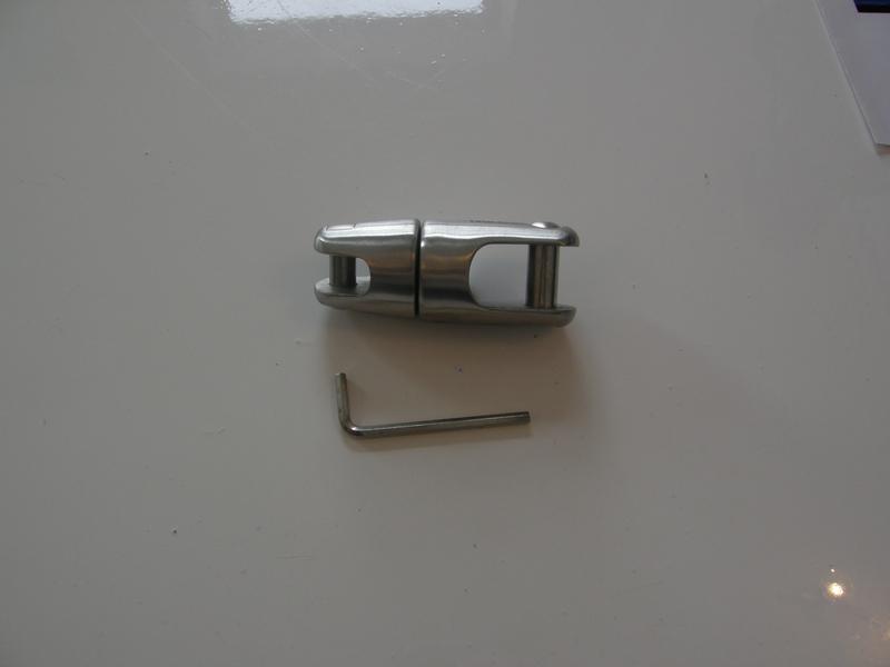 Spojnica sidro-lanac 6-8 mm