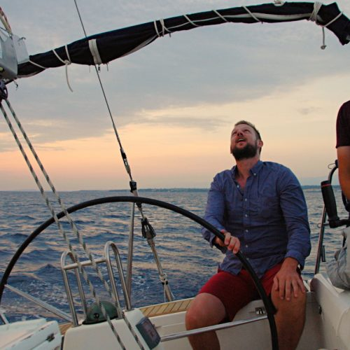 Katie & Neill's Daily Sailing
