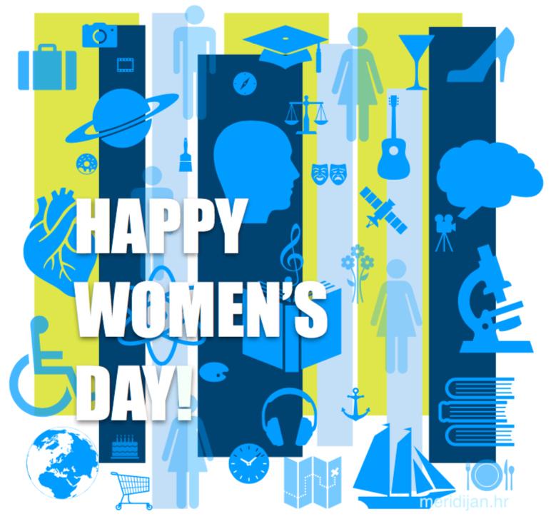 meridijan.hr happy women's day 2018