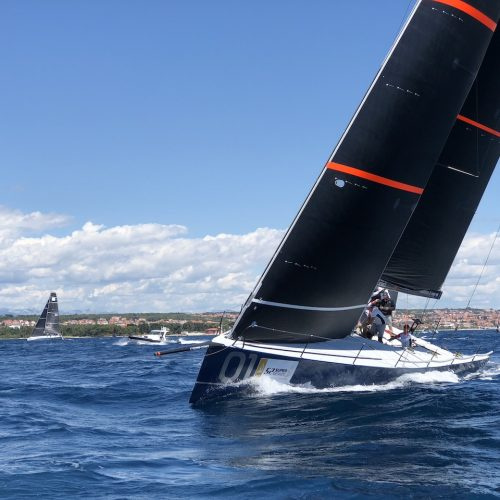 52 Super Series Zadar Royal Cup 2018.