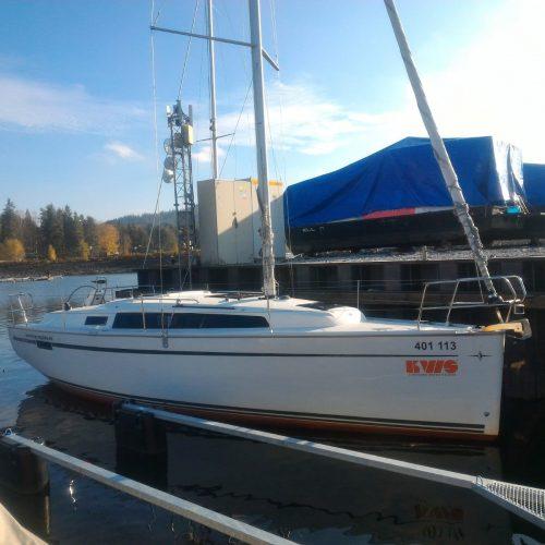 Bavaria Cruiser 33 Driáda