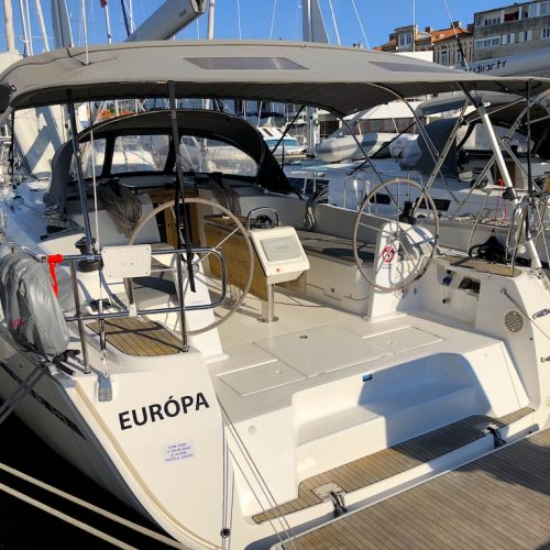 Bavaria Cruiser 46 Európa