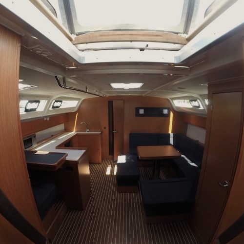 Bavaria Cruiser 51 Given To Fly