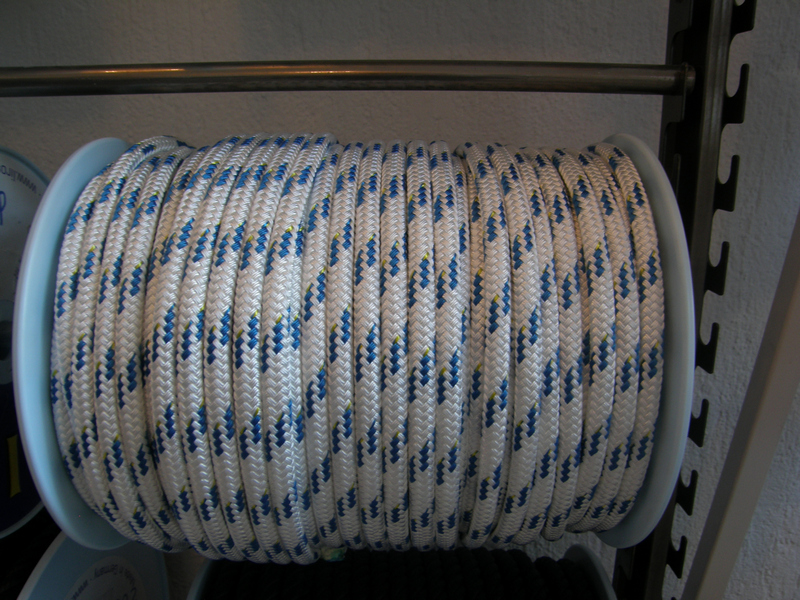 Konop liros Cruising-Top Cruising  fi 14 mm bijelo plavi