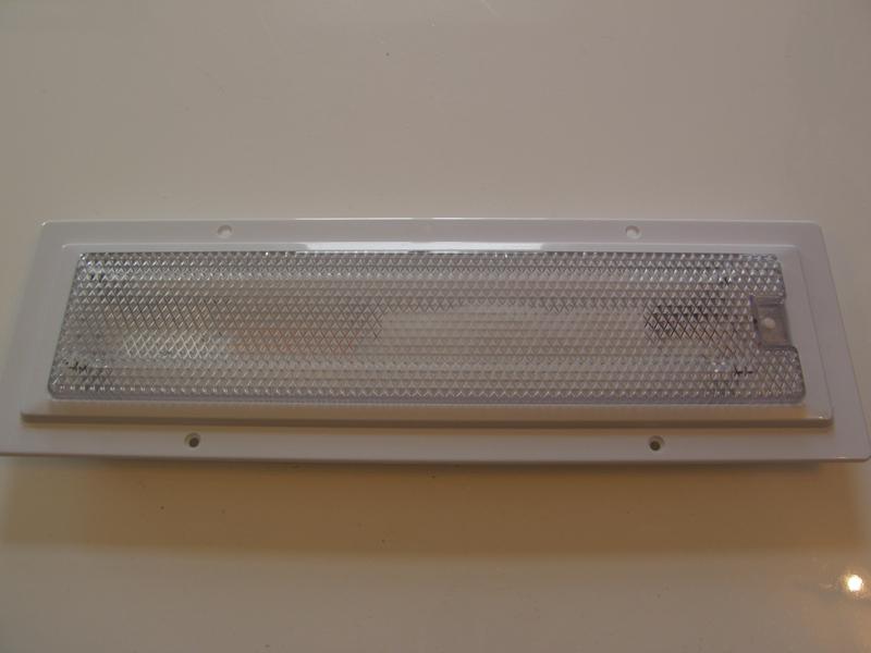 Neonska plafonjera bijela