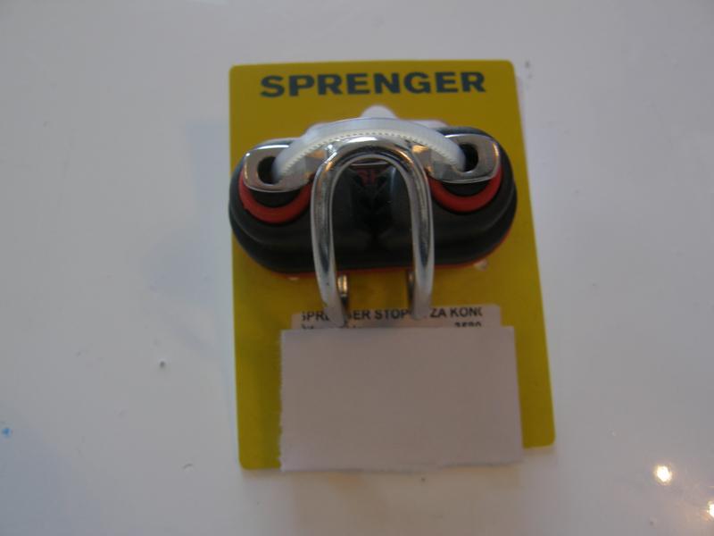 Sprenger -Stoper konopa 3-6 mm