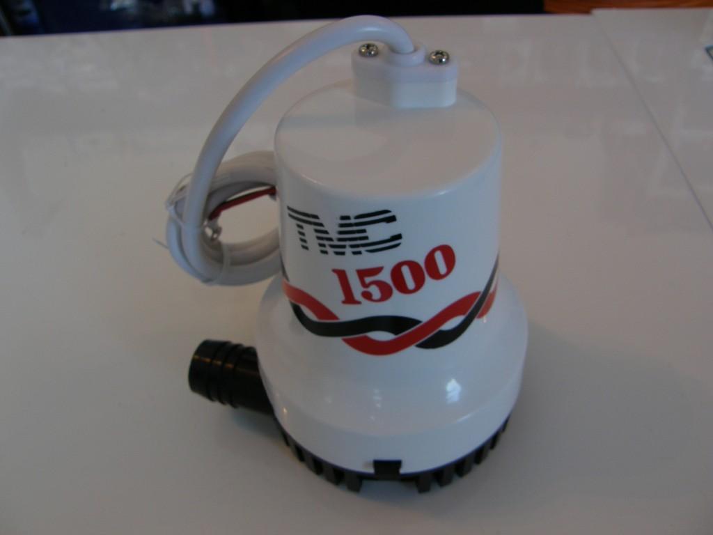 Kaljužna pumpa TMC 1500