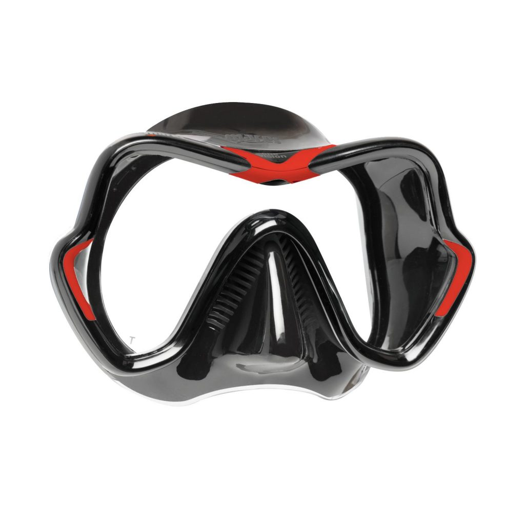 mares one vision red